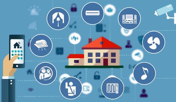 Xu hướng thông minh hóa ngôi nhà